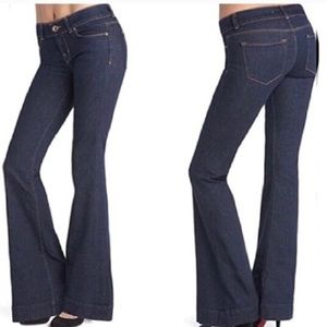 J Brand | Love Story Flares / Bell Bottoms Size 30